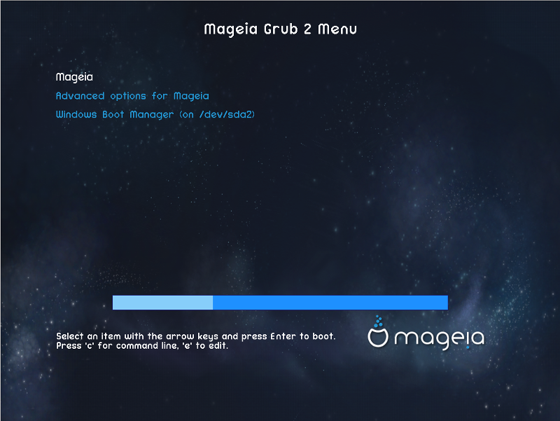 Mageia in dual boot with Windows8 and over - Mageia wiki