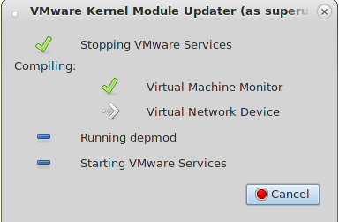 Installing VMware workstation 11 in Mageia 5 - Mageia wiki