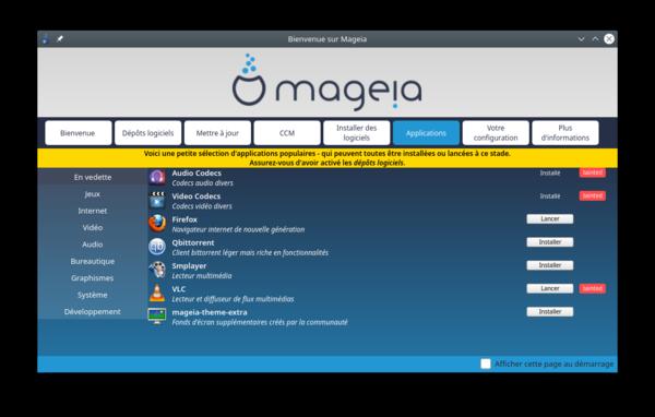 Liste des applications-fr - Mageia wiki