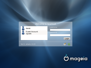 Display Managers - Mageia wiki
