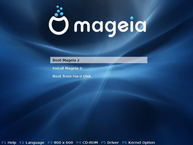 Archive:Installation of Mageia from a Live CD - Mageia wiki