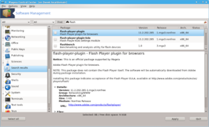 Flash Plugin Installation - Mageia wiki