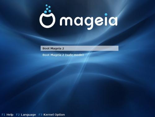 mageia 32 bits