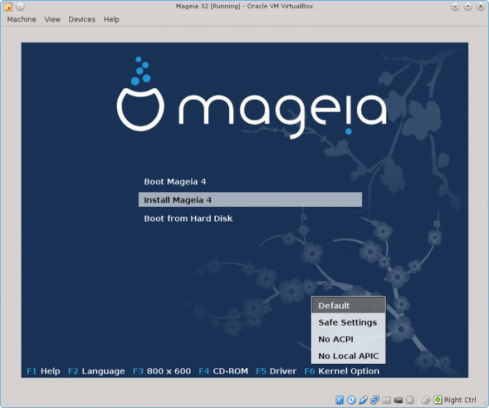How to set up kernel options - Mageia wiki